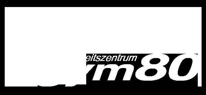 gym 80 – Das Fitness- und Gesundheitszentrum Retina Logo
