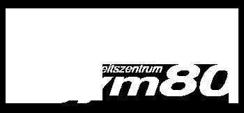gym 80 – Das Fitness- und Gesundheitszentrum Logo